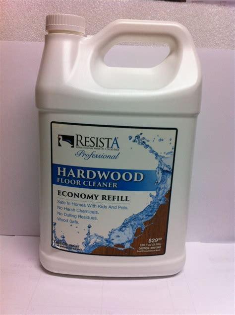 Amazon.com: Resista Hardwood Floor Cleaner: Health