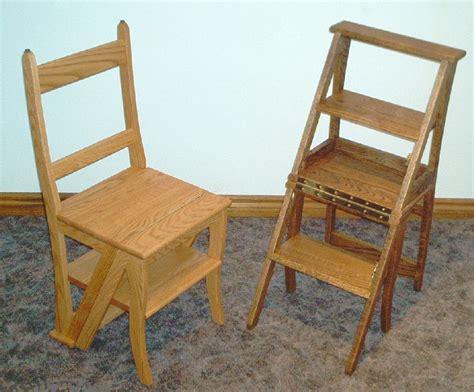 Banc Escabeau by Chair Stepstools Wood Chaise Escabeau Step Stool