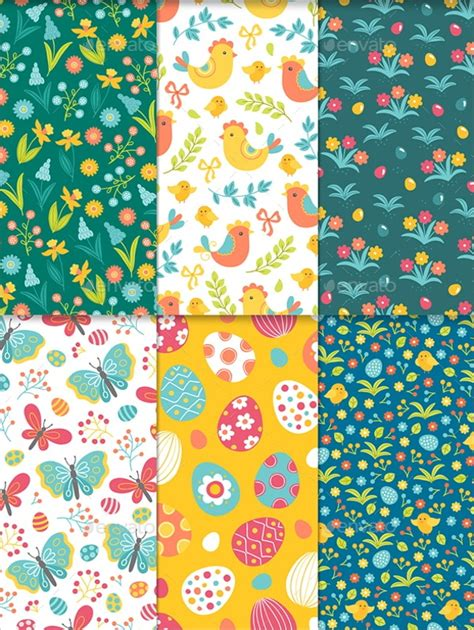 easter patterns printable psd jpg eps format
