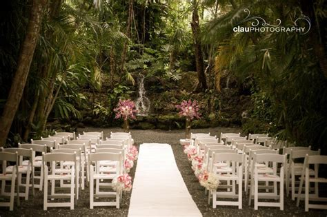 grotto in pink the cooper estate miami fl wedding