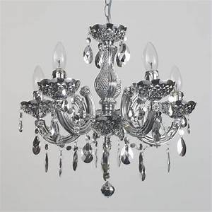 Marie Therese Chandelier 5 Light Dual Mount