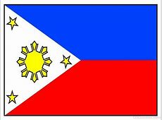National Flag Of Philippines 123Countriescom