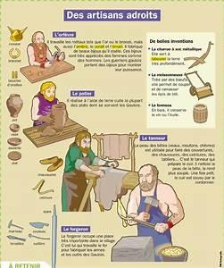 Comment Apprendre Les 12 Fiches Moto Rapidement : les gaulois des artisans adroits antiquit romains gaulois gallo romains ~ Medecine-chirurgie-esthetiques.com Avis de Voitures