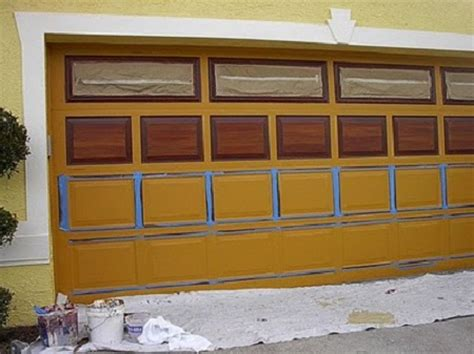 How To Paint A Metal Garage Door by Exterior Paint Archives Home Sweet