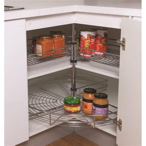 kitchen cabinet carousel corner restored 800mm 2 tier 3 4 circle chrome corner carousel 5175