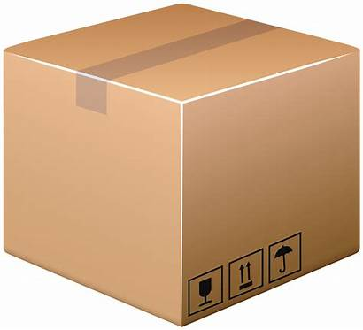 Box Clip Clipart Cardboard Clipartpng Cliparts Clipground