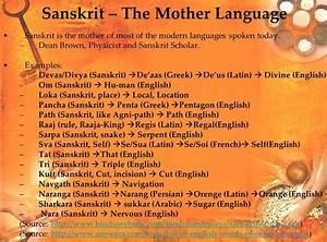 Sanskrit treasure | Tamil and Vedas