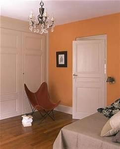 Rouge Brique Avec Quelle Couleur : 16 couleurs pour choisir sa peinture chambre deco cool ~ Melissatoandfro.com Idées de Décoration