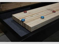 Is Your Shuffleboard Table's Playing Surface Really 3