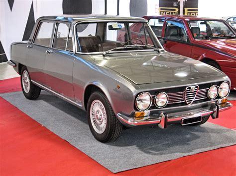 Alfa Romeo Berlina by Alfa Romeo 1750 Berlina