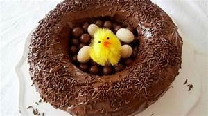 Dessert Paques Original : nid de p ques au nutella tr s facile recette par my culinary curriculum ~ Dallasstarsshop.com Idées de Décoration