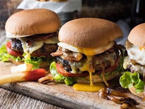 loaded beef hamburgers recipetin eats