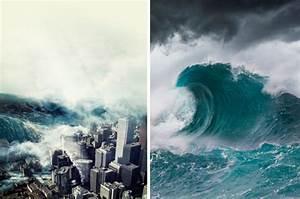 Mega Tsunami Would Crush East Coast Of Unites States With