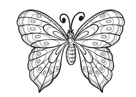 Volwassenen Kleurplaat Mandala Vlinder by Kleurplaten Vlinders 26 Gratis Kleurplaten Voor Kinderen