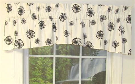 Black And White Kitchen Curtains Sets : Important Factors