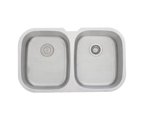 34 stainless steel kitchen sink 34 inch 16 gauge stainless steel undermount 50 50 double
