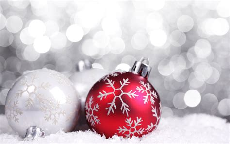 wallpaper christmas new year decorations christmas ball