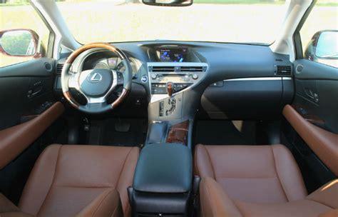 lexus rx interior 2015 2015 lexus rx450h interior