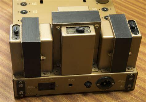 Leak Stereo 20 Restoration
