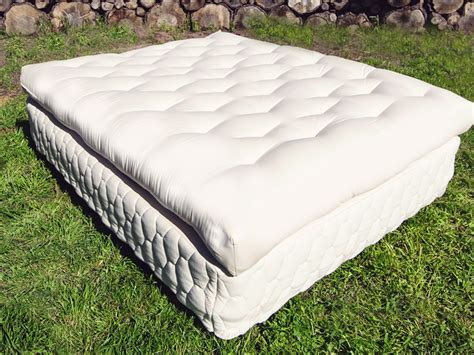 Organic Wool Futon Mattress