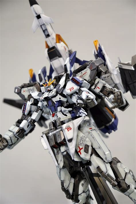 pteamvns custom  build strike gundam  vermk vi