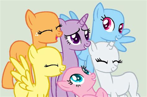 My Little Pony Group Base