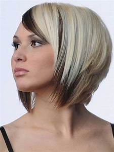 Two Color Bob Hairstyle The Best Short Hairstyles For