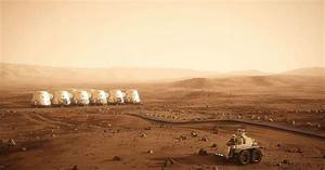 Future Mars Colony Nabs Its First Investors