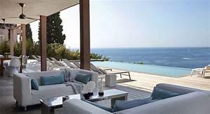 Maison En Bord De Mer : visite une villa lumineuse paisible et design ~ Preciouscoupons.com Idées de Décoration