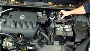 How To Change An Air Filter On A Nissan Sentra