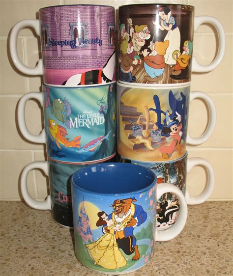 This mug is a total eye catcher and i searched the entire park, had them search inventory, nothing. Love these vintage Walt Disney World coffee mugs for their classic Disney movie themes, the ...