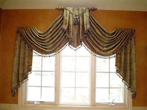drapery designer custom quot raised swags quot window treatments board