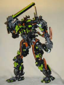 LEGO Awesome Bionicle MOC