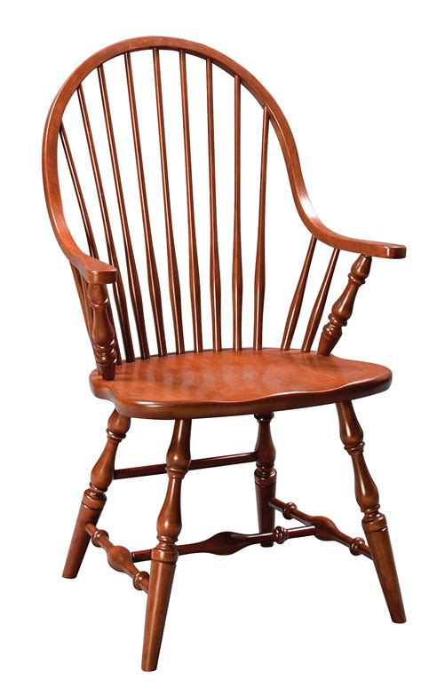 england windsor arm chair amish furniture
