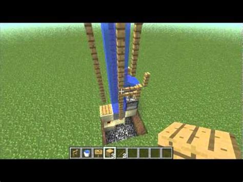 How To Make A Boat Elevator In Minecraft Pe by Minecraft Boat Elevator