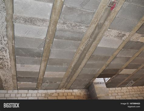 Types Ceilings Rib Detached Houses Image Photo Bigstock