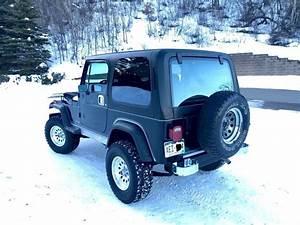 1987 Jeep Wrangler Laredo 4 2l Manual 44k Miles