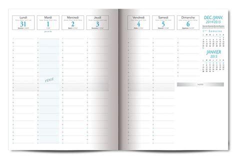 agenda de bureau color 36 agenda de bureau 21 x 27