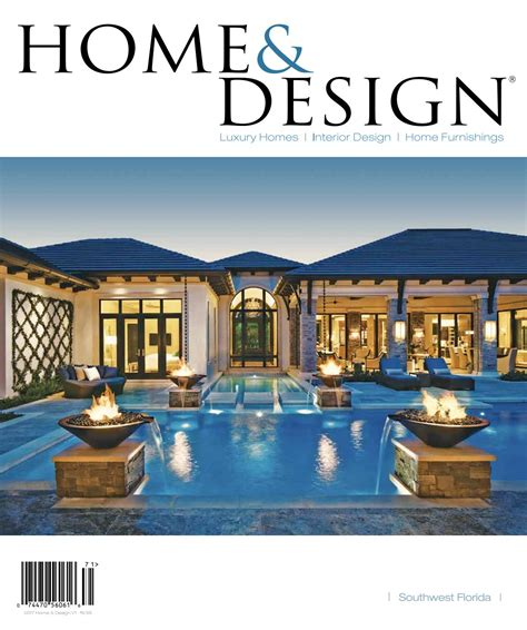 home design magazine  southwest florida edition