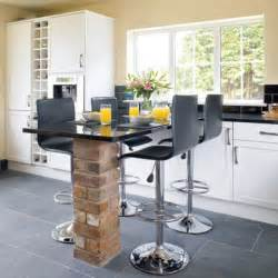 breakfast bar ideas for kitchen kitchen with stylish breakfast bar kitchen design decorating ideas housetohome co uk