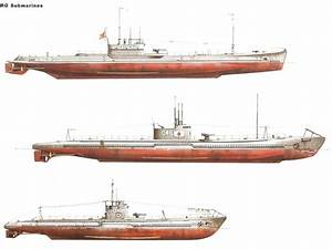 Ijn Submarines Wwii