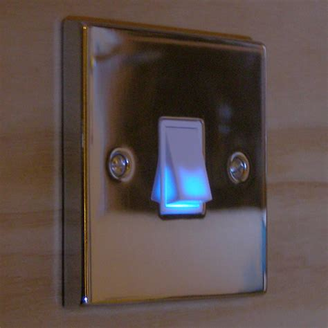 illuminated light switch is god a light switch