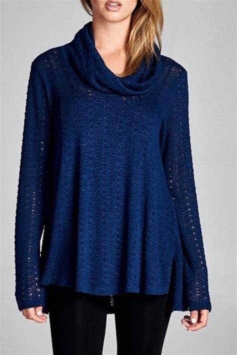 draped sweater draped cowl neck sweater sweater