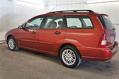 buy   ford focus se dr wagon gas saver runs