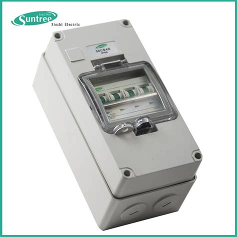 China Waterproof Electrical Junction Box Pvc For