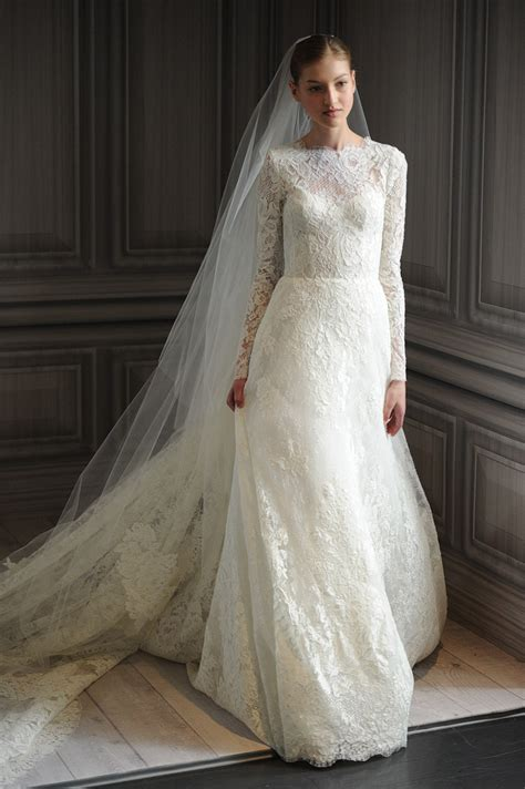 vintage lace wedding dresses with long sleeves cherry marry