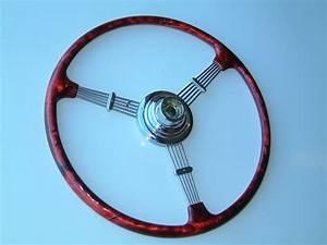 Pearlcraft  Buick 1936 Banjo Steering Wheel