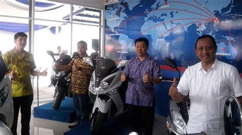 Modification Sym Attila Venus 125i by Sym Resmikan Dealer Baru Di Bandung
