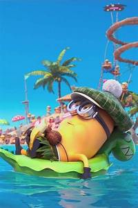 Minion relaxing... Relaxing Holidays Quotes