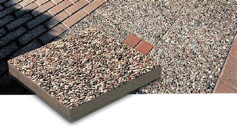 patio exposed aggregate